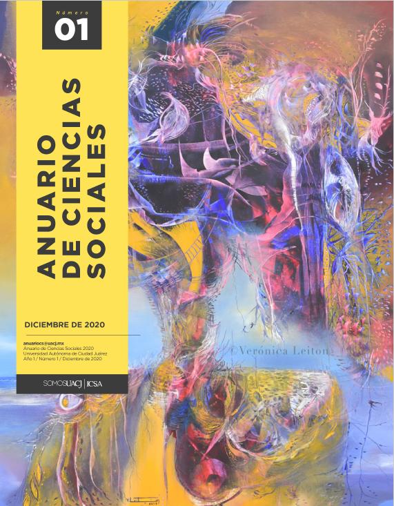 Ver Anuario de Ciencias Sociales 2021