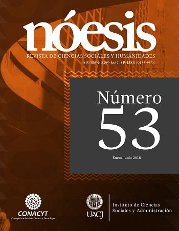 Ver Vol. 27 Núm. 53 (2018)