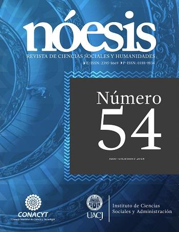 Ver Vol. 27 Núm. 54 (2018)