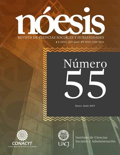 Ver Vol. 28 Núm. 55 (2019)