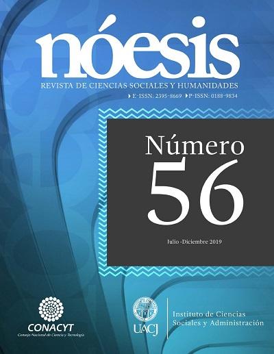 Ver Vol. 28 Núm. 56 (2019)