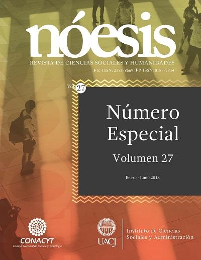 Ver Vol. 27 Núm. 53-2 (2018)