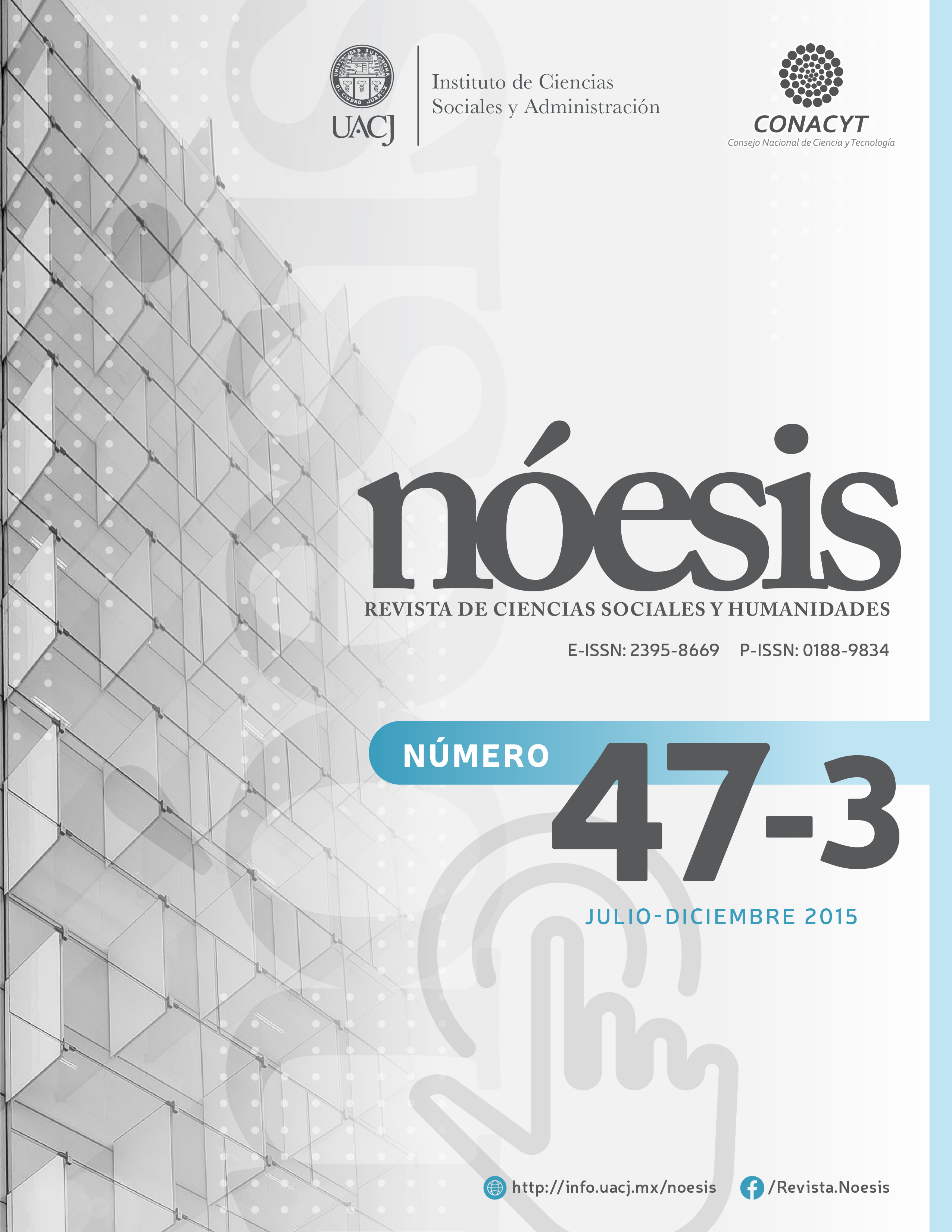 Ver Vol. 24 Núm. 47-3 (2015)