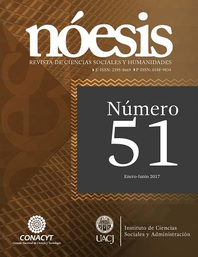 Ver Vol. 26 Núm. 51 (2017)