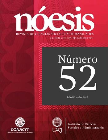Ver Vol. 26 Núm. 52 (2017)