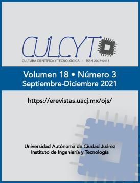 Ver Vol. 18 Núm. 3 (2021): Septiembre-Diciembre 2021